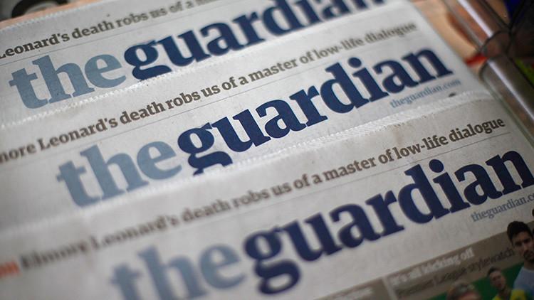 Acusan a 'The Guardian' de manipular una entrevista a Assange