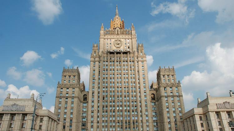 Moscú reacciona al nuevo paquete de sanciones antirrusas de EE.UU.