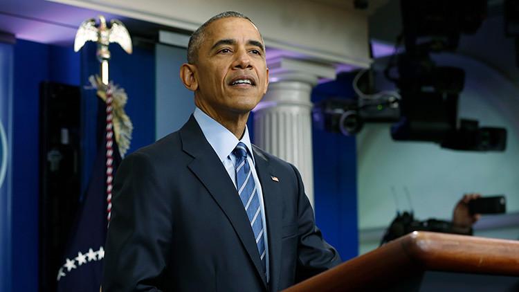 """""""Las sanciones de EE.UU. contra Rusia son una decisión agónica de los cadáveres políticos de Obama"""""""