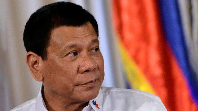 El presidente de Filipinas carga contra el catolicismo y propone fundar la 'Iglesia ni Duterte'