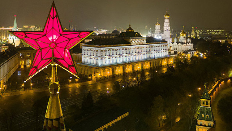 Stratfor predice una mejora de la posición de Rusia en Eurasia para 2017