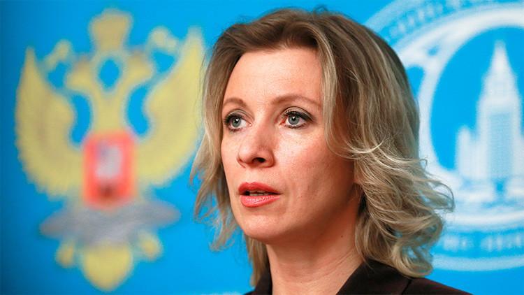"""Zajárova sobre la Casa Blanca: """"Son unos perdedores en política exterior, resentidos y mediocres"""""""