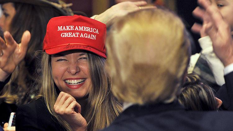 """Trump anuncia que seguirá """"dos simples reglas"""" y la Red se llena de burlas"""