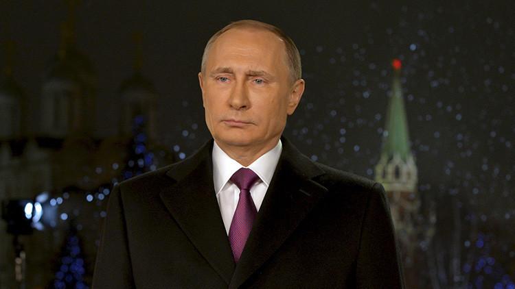 """Putin: """"Rusia tiene todas las razones para dar una respuesta adecuada a las sanciones de EE.UU."""""""
