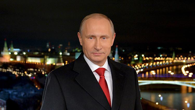 """Putin: """"No vamos a rebajarnos a una diplomacia 'de cocina' e irresponsable"""""""