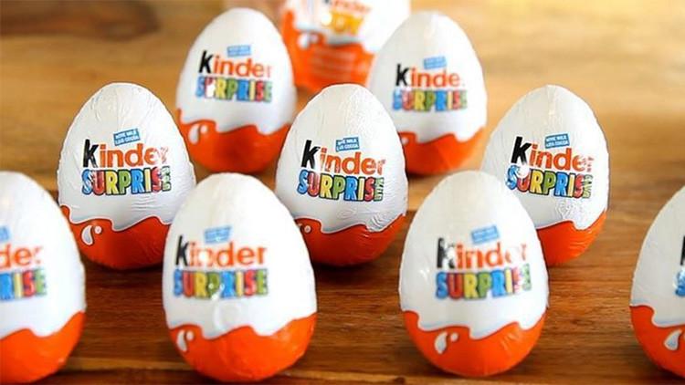 Fallece el creador de los famosos huevos Kinder