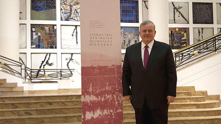 El asesinato del embajador de Grecia en Brasil fue organizado por su esposa y el amante de esta