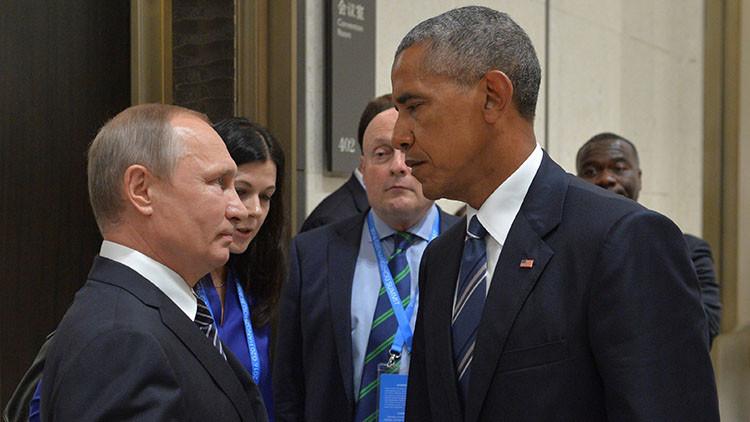 ¿Por qué la prensa de EE.UU. no se fía de las acusaciones de Obama contra Rusia?