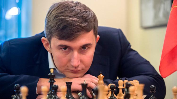 "Serguéi Kariakin a RT: ""Mi victoria es el éxito de toda Rusia"""