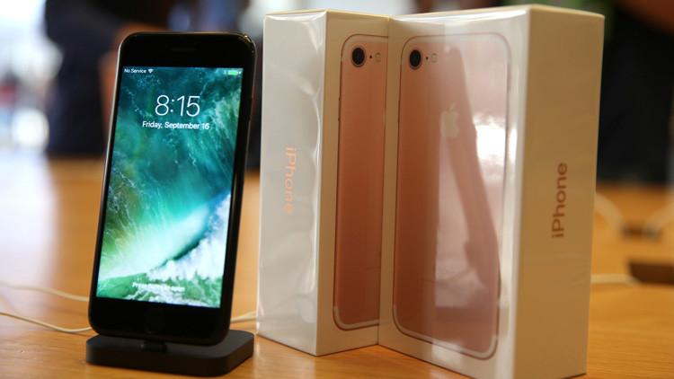 Apple estudia reducir la producción de iPhone 7 en 2017