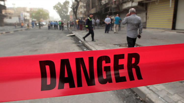 Dos explosiones en un mercado de Bagdad dejan varios muertos (FOTO, VIDEO)