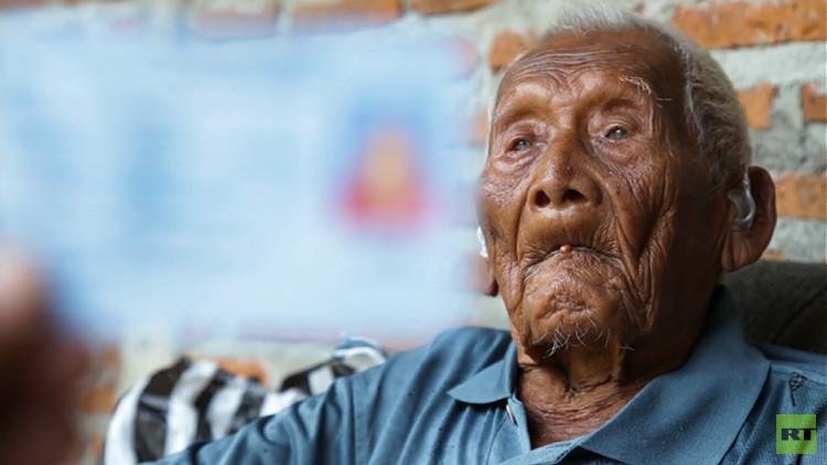 Video: El hombre que podría ser el más longevo del mundo cumple 146 años