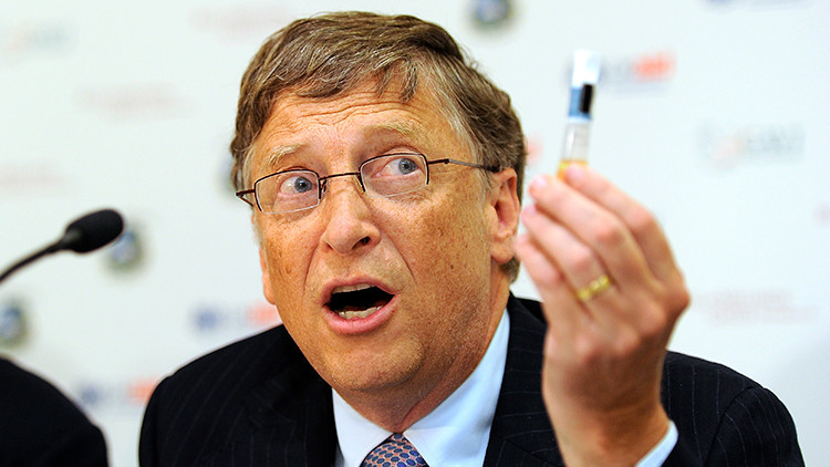 """Bill Gates:  """"El mundo no está preparado para una epidemia mortal de gripe"""""""