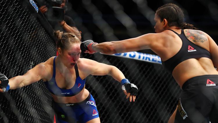 Los memes 'golpean' a Ronda Rousey tras su fulminante derrota ante Amanda Nunes