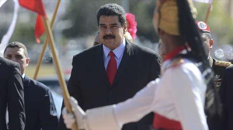El presidente de Venezuela, Nicolás Maduro, en una cumbre del Mercosur, Brasilia, Brasil, 17 de julio de 2015
