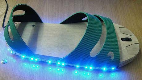 La 'sandalia-ratón' inventada por un menor ruso