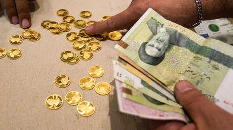 El dinero iraní
