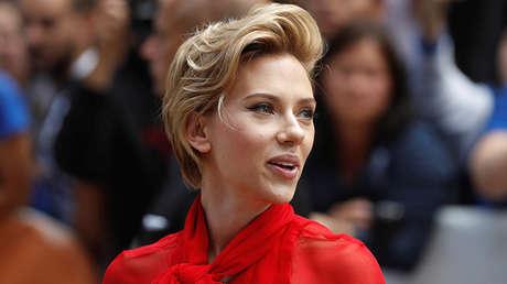 La actriz estadounidense Scarlett Johansson.