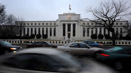 La sede del Banco de la Reserva Federal de EE.UU. en Washington