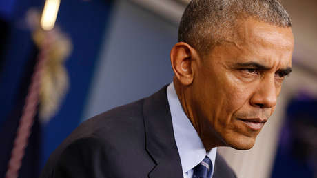 Barack Obama, presidente de los Estados Unidos de América.