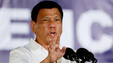 Duterte amenaza con quemar la ONU después de las críticas del alto comisionado