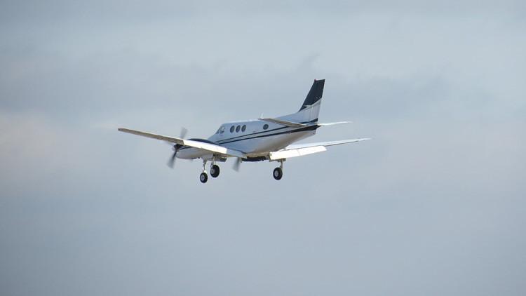 La colisión de dos avionetas en el aire deja al menos dos muertos en EE.UU.
