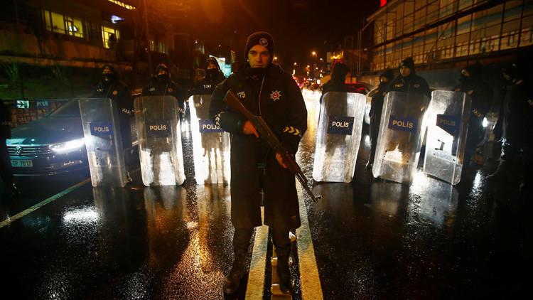 Aparece una foto del supuesto terrorista de Estambul grabado por una cámara de seguridad