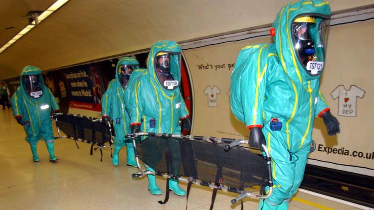"""Ministro británico: El Estado Islámico planea """"ataques masivos"""" con armas químicas en Reino Unido"""