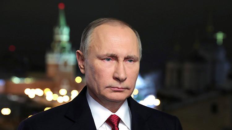 """Putin envía sus condolencias a Erdogan por el """"infame"""" atentado de Estambul"""