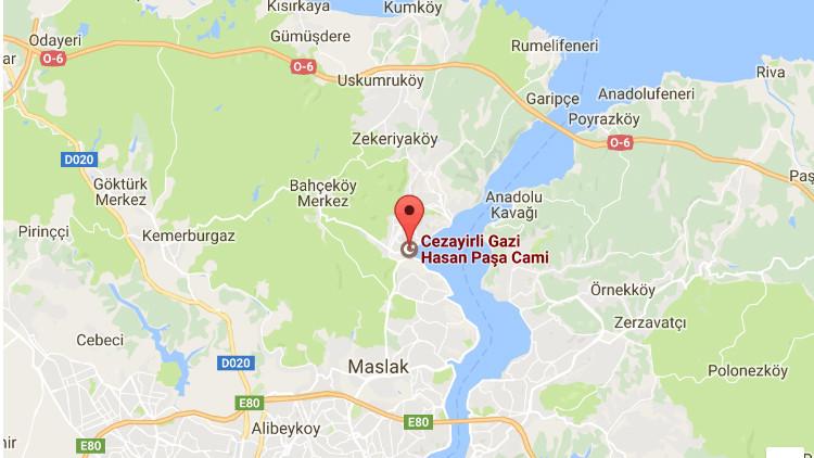 Al menos dos heridos tras producirse un tiroteo en una mezquita en Estambul
