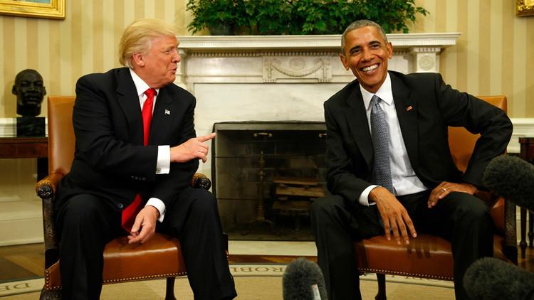 """Trump rechaza la remodelación tecnológica de Obama en la Casa Blanca y defiende """"la vieja usanza"""""""