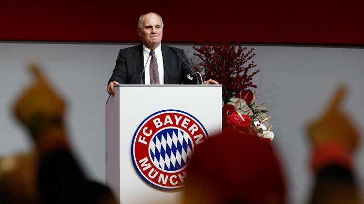 """Presidente del Bayern: """"En Alemania existe un fuerte sentimiento antirruso, lo que es un error"""""""