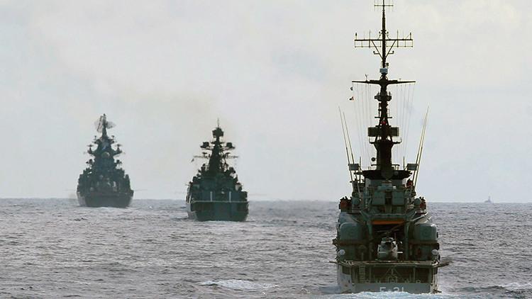 La Armada rusa contará con drones a bordo de sus buques