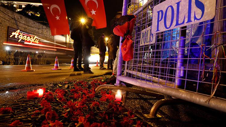 El Estado Islámico se atribuye el ataque contra el club nocturno en Estambul