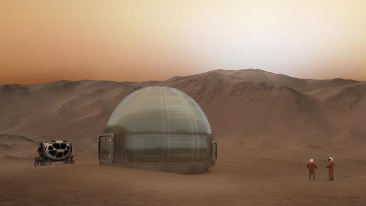 Iglús en Marte: la NASA revela cómo podrían ser las viviendas en el planeta rojo