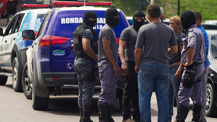 Más de medio centenar de muertos deja sangriento motín en una cárcel de Brasil