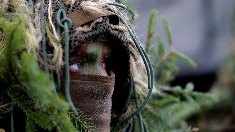 "Lituania prepara a guerrilleros en caso de una ""ocupación rusa"""
