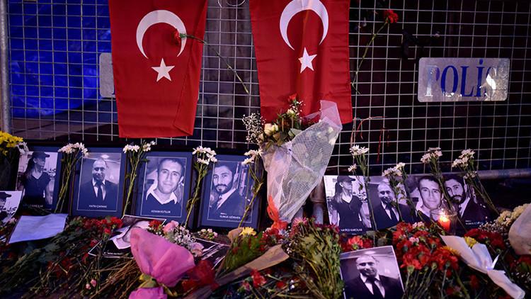 Publican las fotos del atacante de Estambul
