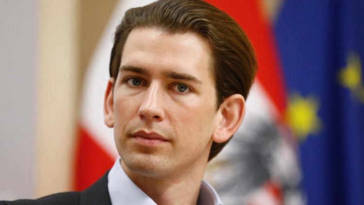 El canciller austríaco planea usar su presidencia en la OSCE para suavizar las sanciones antirrusas