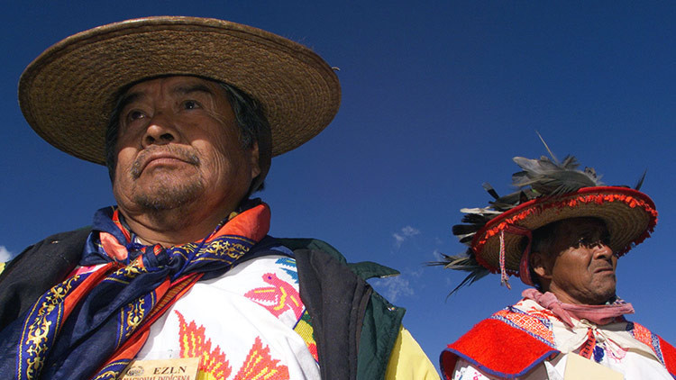 México: Pueblos originarios proponen Concejo Indígena de Gobierno rumbo a elecciones en 2018