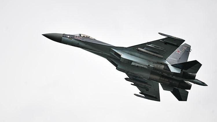 El Su-35 ruso podría ser el último avión de combate importado por China