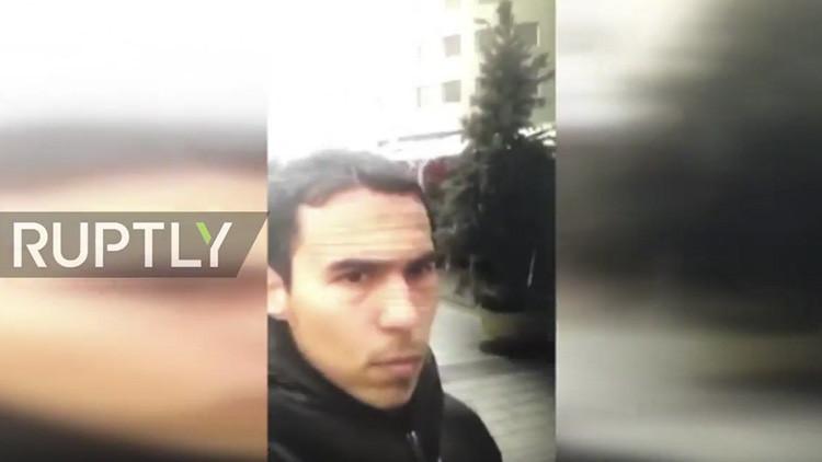 Publican un video grabado por el atacante de Estambul antes del atentado