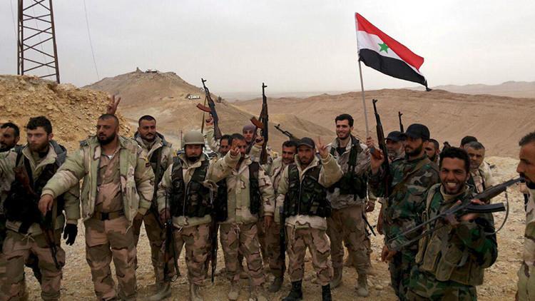 Los militares sirios eliminan a uno de los líderes del Frente al Nusra
