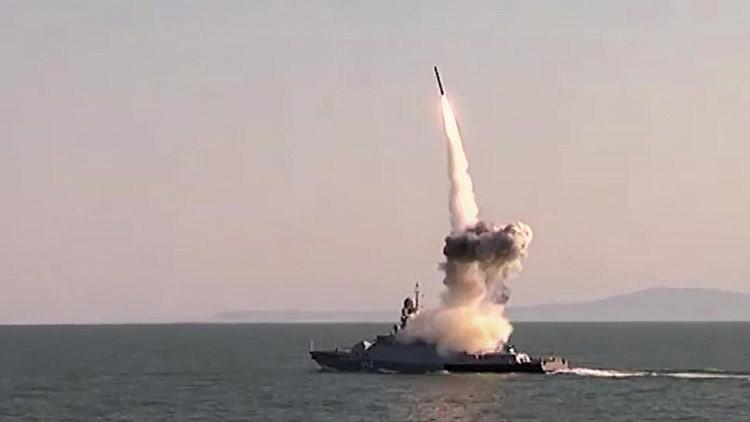 Los sistemas lanzacohetes múltiples 'Boa' y 'Occidente' entrarán en servicio en la Armada rusa