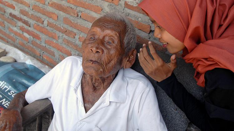 Resultado de imagen para 146 años el hombre más viejo del mundo