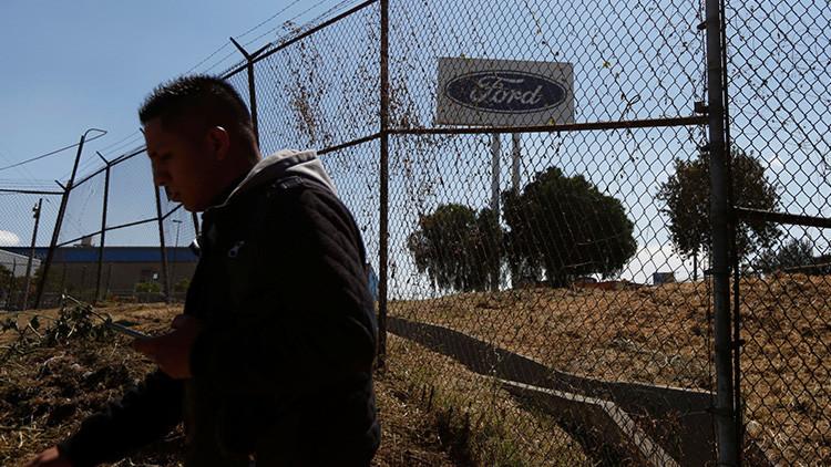 Trump agradece a Ford por cancelar su multimillonaria inversión en México