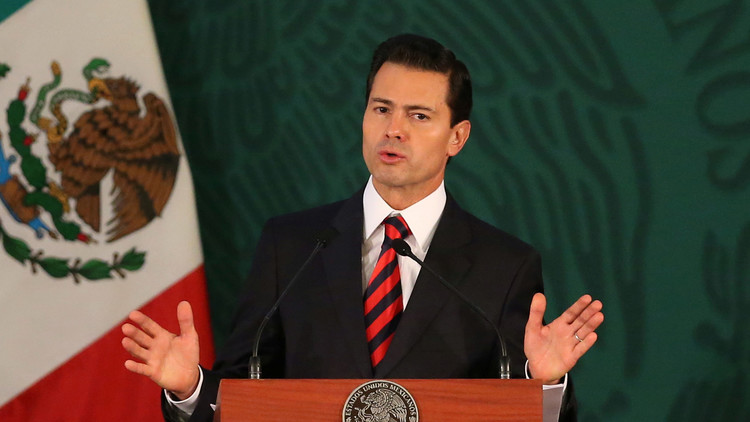 Peña Nieto anuncia cambios en el Gabinete y se pronuncia sobre el 'gasolinazo'