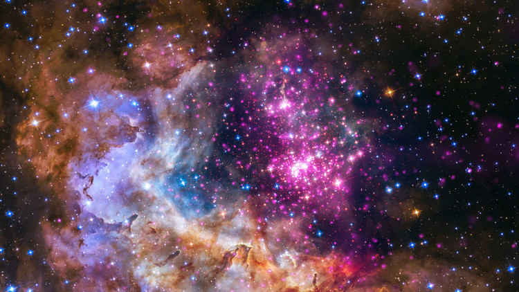 Desde el espacio con amor: las fotos más impresionantes de la NASA