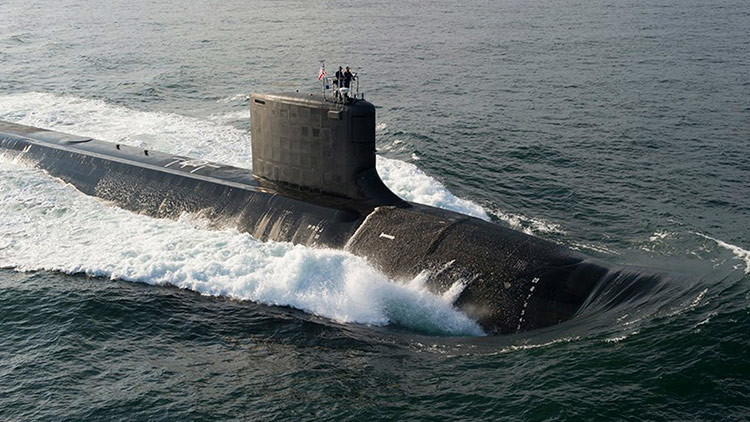 Submarinos nucleares Columbia: el nuevo proyecto de máxima prioridad para la Armada de EE.UU.