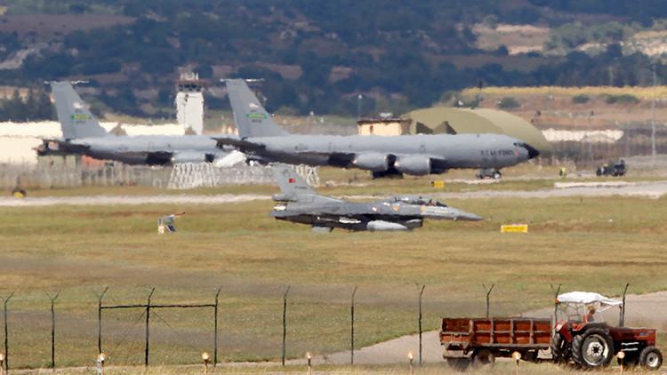Turquía cuestionа la presencia de las fuerzas de la coalición de EE.UU.en su base de Incirlik